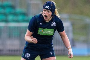 Sarah Bonar will line up for Scotland against Ireland in the Six Nations opener in Donnybrook. Picture: Ross Parker / SNS