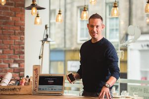 John Robertson, founder and chief executive of Drinkly. Picture: Contributed