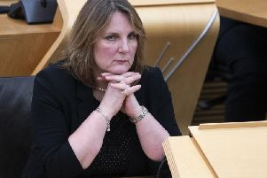 Michelle Ballantyne is campaigning to become Scottish Conservative leader
