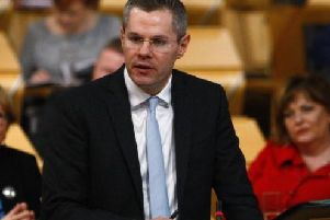 "Derek Mackay faced criticism over""alternative"" GERS"