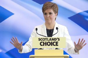 Nicola Sturgeon is facing growing criticism for her Government's handling of its 'day job' (Picture: Jane Barlow/PA)