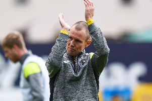 Kenny Miller is retiring from playing. Picture: SNS