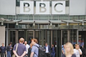 BBC bosses say they will protect staff. Picture: AFP