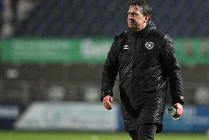 Daniel Stendel believes too many teams expect to be beaten by Celtic and his won't be adding to their number. Picture: SNS.