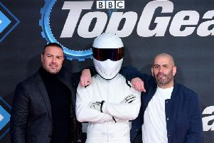 McGuinness is now concentrating on hosting Top Gear on BBC Two, which was recently confirmed to be moving to BBC One.