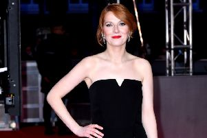 Krysty Wilson-Cairns attends the 73rd British Academy Film Awards at the Royal Albert Hall, London.  (Picture: Matt Crossick/PA Wire)