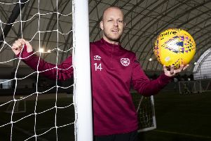 Steven Naismith endured the heartache of relegation with Norwich City. Picture: SNS.