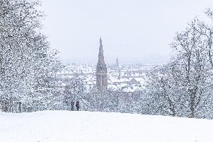 Scotland is bracing itself for another day of wintry conditions, as Met Office weather warnings are in place for a third day in a row.