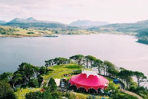 The Skye Live Festival will not be returning to its home at 'The Lump' in Portree until May 2021 to help protect its site in Portree.