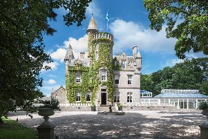 The venue was crowned 'Best Castle Wedding Venue in the UK.