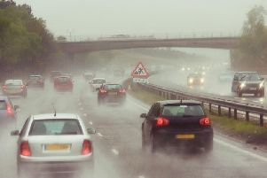 Storm Dennis is set to bring wet and windy weather to Scotland over the weekend, with Met Office warnings for heavy rain and strong winds in place.