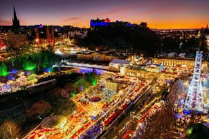 Profits from the Christmas Market will stay secret.
