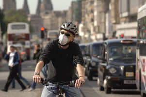 Evidence of the harmful, and potentially deadly, effects of air pollution has been growing (Picture: Jon Savage)
