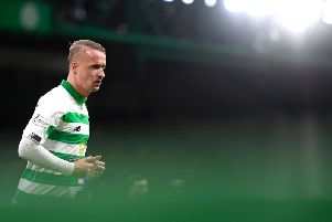 Could Leigh Griffiths restrict himself to just corners and free-kicks?