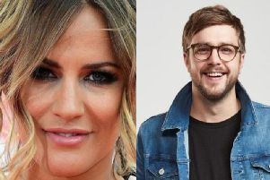 Love Island viewers praised Iain Stirling for his tribute to Caroline Flack at the start of Monday night's show.