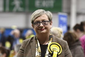Joanna Cherry is the SNP's home affairs spokeswoman at Westminster