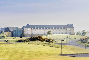 The sale of the Fairmont St Andrews hotel was the biggest deal of the year in the Scottish secondary market. Picture: Chris Humphreys