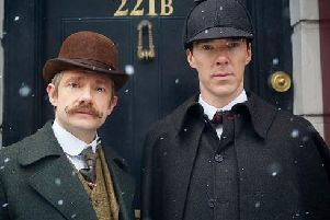 Who will you dress up as this year? (Photo: BBC)