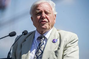 BBC stalwart David Attenborough helped put plastic pollution at the top of the agenda (Picture: Peter Byrne/PA Wire)