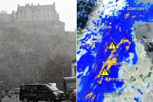 Parts of Scotland which have already been saturated by heavy rainfall and flooding are braced as forecasters warn of a further deluge.