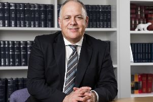 John Mulholland is President of the Law Society of Scotland