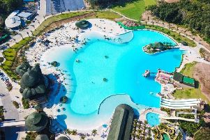 The three-year-old drowned at the Blue Tree Water Park. Picture: Shutterstock.