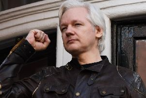 Julian Assange will formally begin his fight against being handed over to the US today.