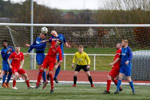Children under 12 will not be allowed to head the ball in training. Picture: TSPL