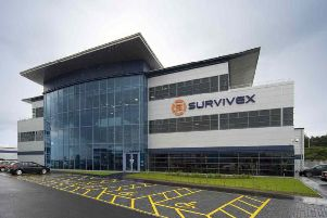 Survivex said it had invested a six-figure sum into the new state-of-the-art facility, which is located within its existing training centre near Aberdeen International Airport. Picture: Contributed