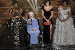 In a Monday morning tweet, Nasa said it celebrates her 101 years of life and her legacy of excellence and breaking down racial and social barriers.