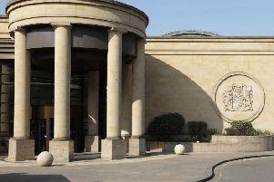 At the High Court in GlasgowCarolineThomson, 30, pled guilty to assaulting the baby boy to his permanent impairment, permanent disfigurement and to the danger of his life.