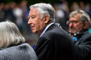 Former Liberal Democrat leader David Steel