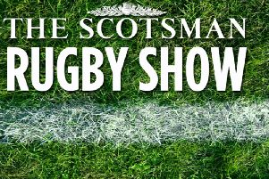 The Scotsman Rugby Show
