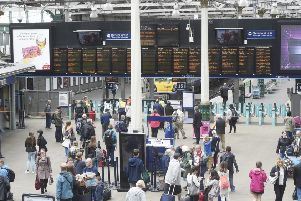Call for public ownership of Scotland's trains