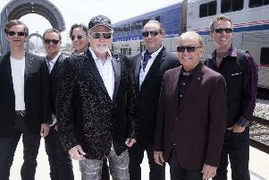 The Beach Boys will close the 10th MoFest next month.