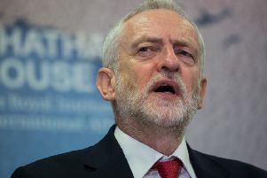 Gazette Letters - Confusion over Corbyn visit to Islands