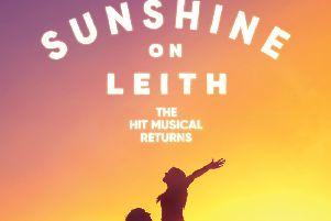Sunshine on Leith is coming to Inverness