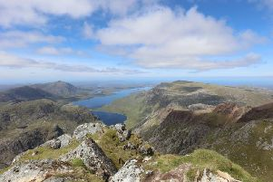 The Fisherfield Forest Munros contain two of Scotlands least climbed mountains (Photo: Shutterstock)