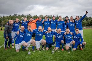 Double delight for Tolsta after cup triumph