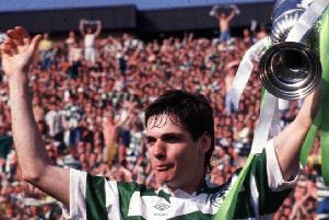Former Celtic Football Club players Joe Miller and Mark Wilson to help Stornoway Celtic Supporters' club celebrate their 25th anniversary