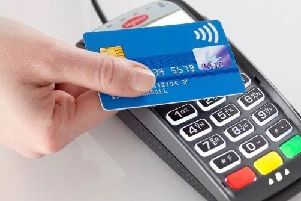 Contactless payment driving rise in crime across Scotland