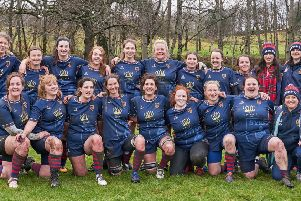 SYRFC Ladies ready for history