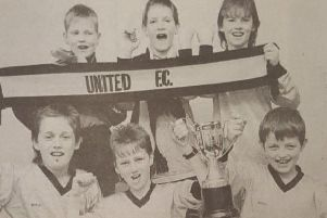 Sporting triumphs from Back in the Day