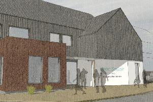 Looking ahead to the benefits new Uist project will deliver for its community with phase one of the centre due to start soon and plans being made for phase two
