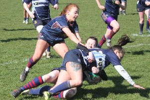 Semi final defeat for SYRFC Ladies