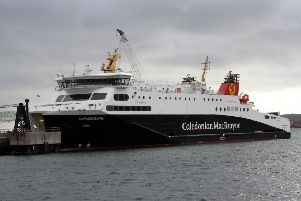 CalMac admit ticketing issues