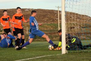 Stornoway sides leave it late to seal Jock Stein Cup progression