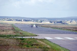 Another strike at Stornoway airport on June 12th as Loganair moves to reduce impact of the action on travellers