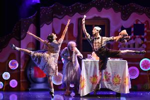A favourite for all the family, this production of Wee Hansel & Gretel has been especially adapted for a younger audience.