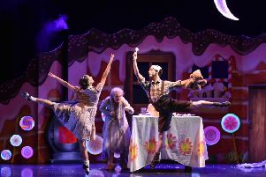 Competition - Win tickets to see ballet Wee Hansel & Gretel in Stornoway